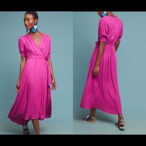 Maeve Breanna wrap dress with tags